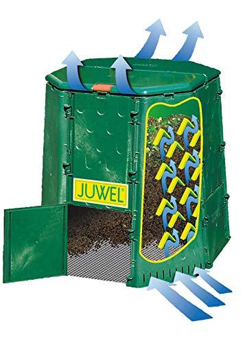 Juwel 20168 Aeroquick 700, Compostiera con Coperchio