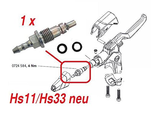 1 x Port ou magura hS33/hS11