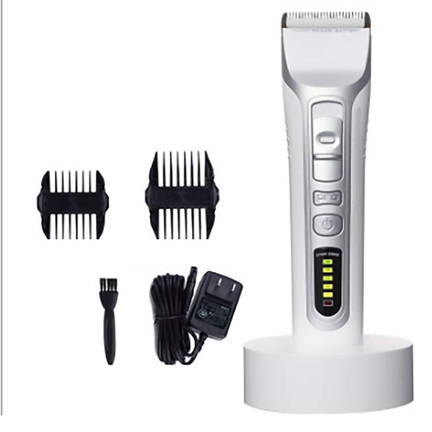 ツールイーウェル解任Hair Clippers、プロフェッショナル充電式コードレス電動ヘアトリマー、低ノイズヒゲトリマー、ヘアカットキット、男性用多目的ヘアカット