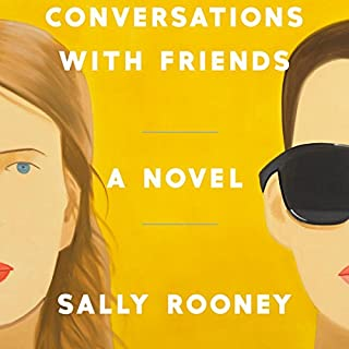 Conversations with Friends audiobook cover art