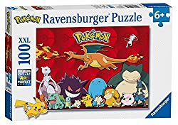 Piece together Pokémon, Jiggly Puff, Gengar, Bulbasaur, Charizard and all of the other characters in this bright and colourful puzzle. A great Pokemon toy Bestselling puzzle brand worldwide - With over 1 billion puzzles sold, our children's jigsaw pu...