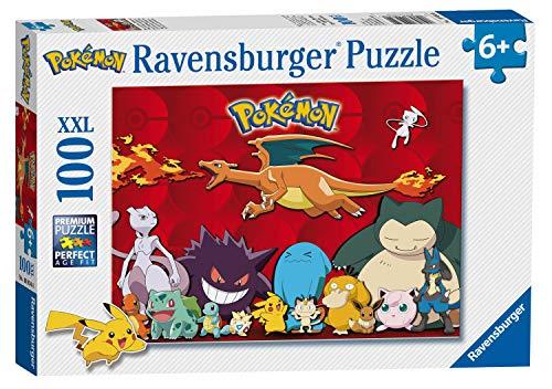 Ravensburger Puzzle 100 Piezas, Pokémon, Multicolor (10934)