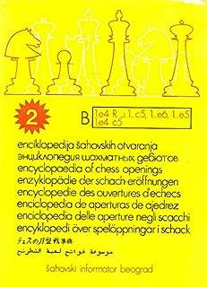 Encyclopedia of Chess Openings B II (Vol. 2)