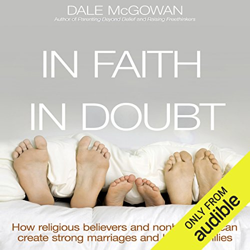 In Faith and in Doubt audiobook cover art