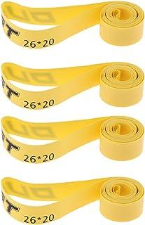 Brompton color amarillo Cinta para llanta 18 mm
