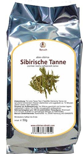 Sibirische Tanne - (abies sibirica) - 50g