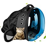 YUEJING Cat Backpack, Pet Backpack Bag for Cat and Puppy, Comfort Dog Backpack...