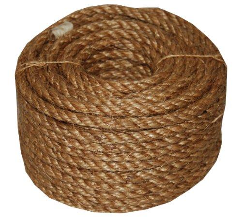 1/4-Inch by 100-Feet 5 Star Manila Rope