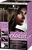Schwarzkopf Color Expert Intensiv-Pflege Color-Creme, 5.3 Beige-Braun Stufe 3, 3er Pack (3 x 167 ml)