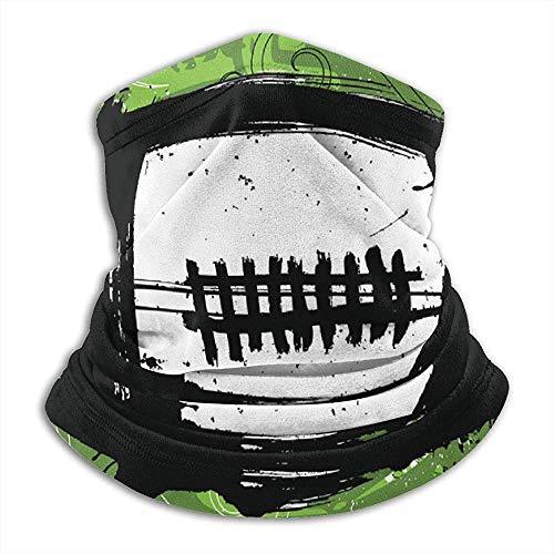 Randy-Shop American Football Fleece Nackenwärmer Nackenschutz