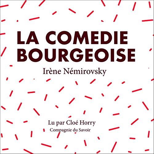 Couverture de La comédie bourgeoise