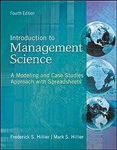 Best management science hillier Reviews