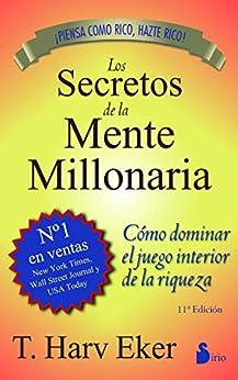 SECRETOS DE LA MENTE MILLONARIA (2013) (Spanish Edition) de [T. HARV EKER, Anna Renau Bahima]