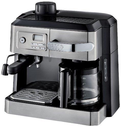 Delonghi Combination Espresso & Drip Coffee with Programmable Timer