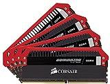 Corsair Dominator Platinum - Módulo de Memoria XMP 2.0 de Alto Rendimiento de 32 GB (4 x 8 GB, DDR4, 3200 MHz, C16, edición ROG)