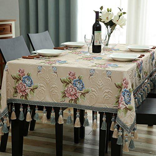 Küchenwäsche Tischdecke Rechteck Wohnzimmer Haushalt europäischen Tischdecken ( Farbe   B , Größe   140200cm )