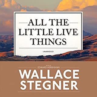Couverture de All the Little Live Things