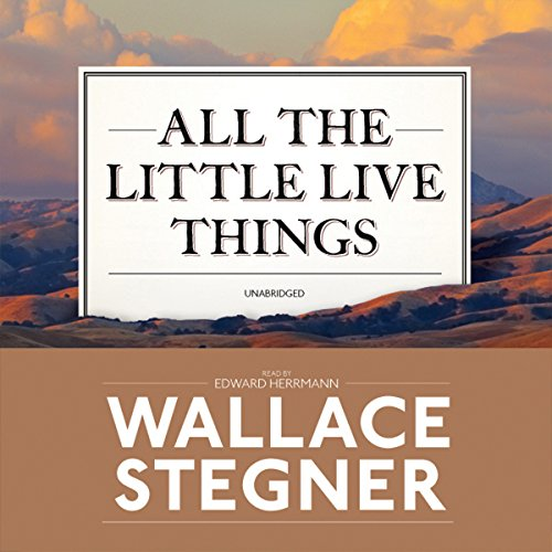All the Little Live Things audiobook cover art