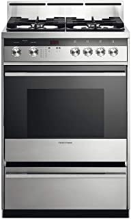 fisher and paykel dual fuel range