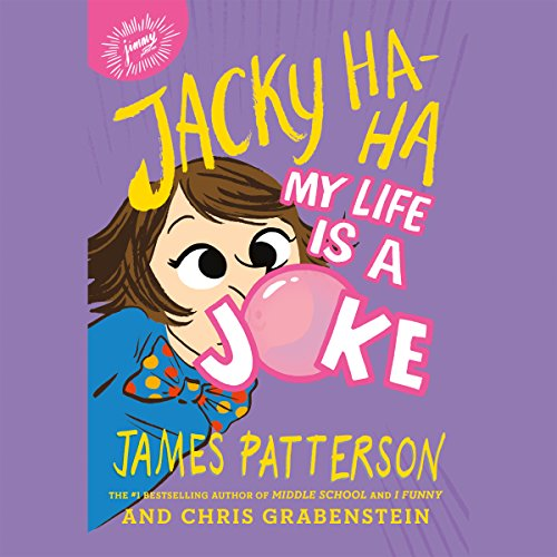Jacky Ha-Ha: My Life Is a Joke audiobook cover art