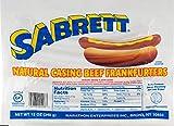Natural Casing Hot Dog