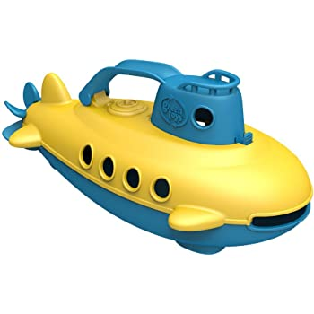 Wind-Up Submarine Baby Children Infant Bath Toys Fun Tub By Toysmith 9072