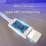 Quntis-12W-2-Porte-Caricatore-iPhone-2-Pezzi-2m-Cavo-iPhone-Certificato-MFi-Caricabatterie-USB-e-cavo-Lightning-per-iPhone-SE-2020-XS-Max-XR-X-8-Plus-7-Plus-6s-6-Plus-5s-5c-SE-iPad-Airpods