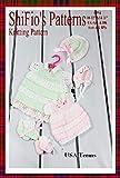 Knitting Pattern - KP94 - Lacey Layers Dolls Dress - 10' - 12' and 14' - 16' - USA Terminology (English Edition)