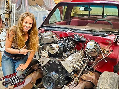 Kaylee builds an LS Swapped S10