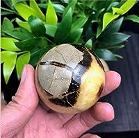 NUJA 天然のマダガスカルミネラルボール亀の背中石ボールクリスタルボールの家の装飾1個 (サイズ : 5cm)