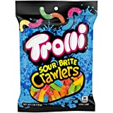 Trolli Sour Brite Crawlers, 5 Ounce (Pack of 8)