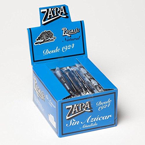 Zara Liquirizia senza zucchero - 100 unità