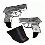 Garrison Grip Extensions Fit Ruger LCP 380 and LCP II (2 Extensions Only)