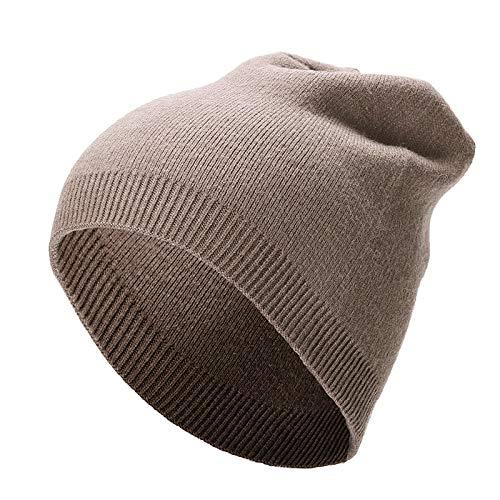 Sombrero De Invierno Para Mujer,Calentar Tejidos Vintage Moda Hip Hop Casual Gorros...