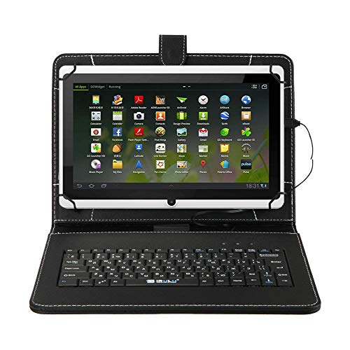 I KALL N7 WiFi Tablet (2GB, 16GB, Only WiFi) with Assorted Keyboard