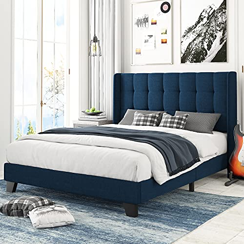 Amolife Queen Bed Frame