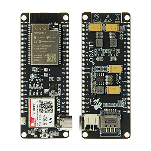 Amazon.com - TTGO T-Call ESP32 Wireless Module GPRS Antenna SIM Card SIM800L Module