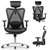 Best Ergonomic Desk Chairs - mfavour Office Chair Ergonomic Office Chair with Review