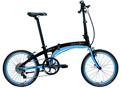 Dahon Vigor P9 Bicicleta Plegable para Adulto, Arena Azul, Talla 20