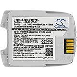 High Capacity Replacement Battery for Motorola CS4070, CS4070-SR Li-ion 950mAh / 3.52Wh