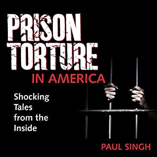 Prison Torture in America cover art