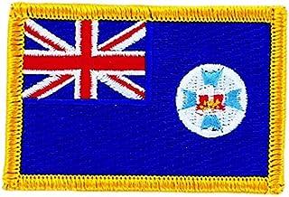 Wappen der Region Bestickter Aufn/äher Paris Ile de Frankreich Flagge