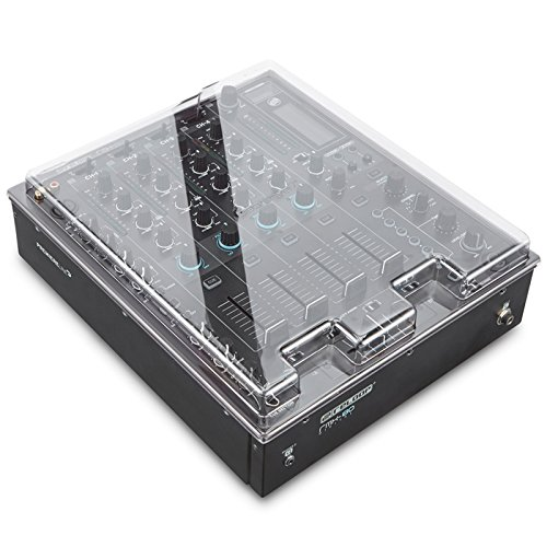 Reloop RMX-60/80/90 Cover by Decksaver - RMX-60/80/90 angepasst, transparent, aus extrem robustem Polycarbonat gefertigt