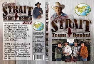 George Strait Team Roping 2012 - DVD