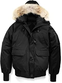 Women's Winter Down Coat with Real Fur Hood Parka Thickened Puffer Jacket