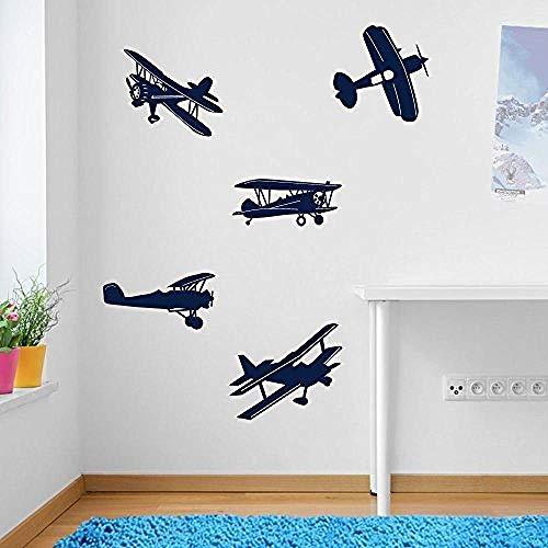 Muursticker (doe-het-zelf) Vogel en Boom Nep Venster Muursticker Muurdecoratie Sticker Huisdecoratie Verwijderbare Kleur Kunst Muursticker