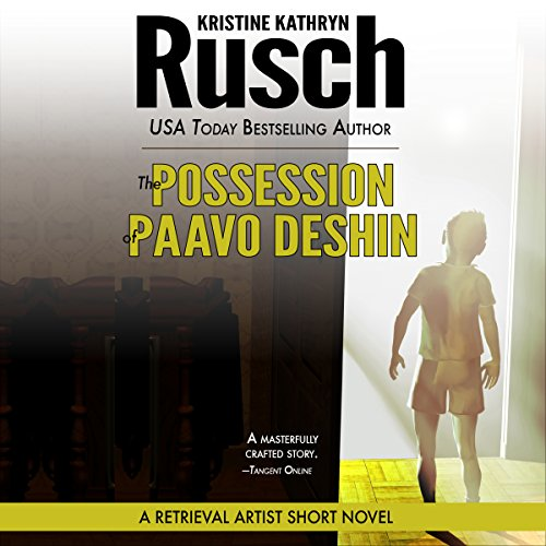 The Possession of Paavo Deshin audiobook cover art