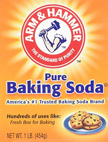 Arm & Hammer Baking Soda, 16 Oz ,Pack of 2