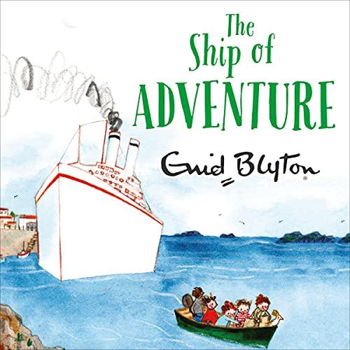 The Ship of Adventure Titelbild