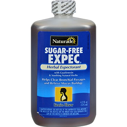 Naturade Cough Syrup Herbal Expec